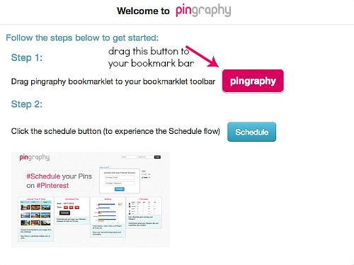 pinterest tool pingraphy bookmark