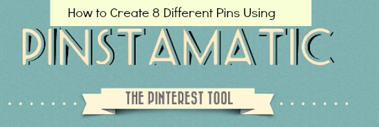 pinterest tool for creating pins