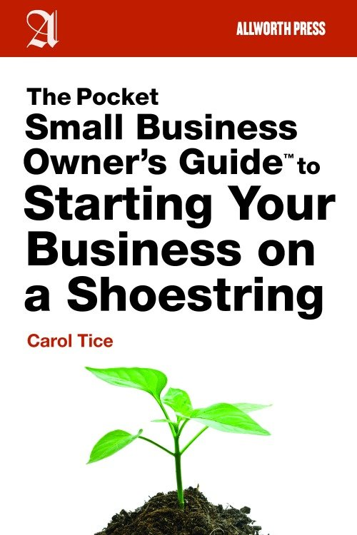 {FOR SMD POST}Pocket Small Business Owner's Guide to Starting on a Shoestring 9781621532392