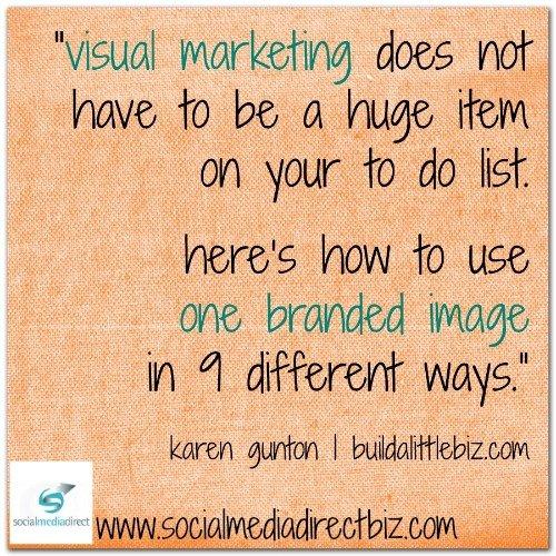 Visual Marketing 101