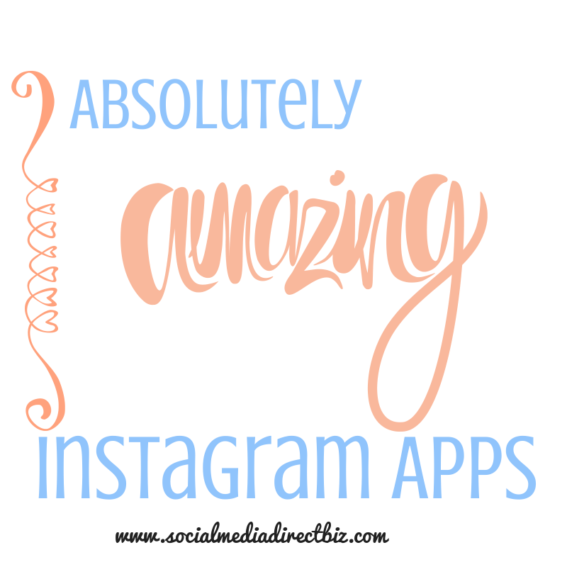 The Top Instagram Apps