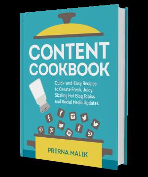 content cookbook