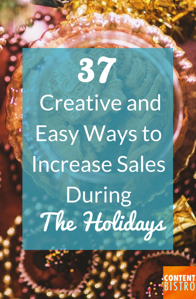 37 Creative Ideas For Decorating With Rustic Corbels: 37+ Holiday Marketing Ideas: Creative Ways To Increase Sales