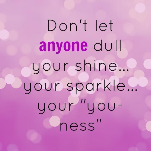 Let your sparkle shine on social media