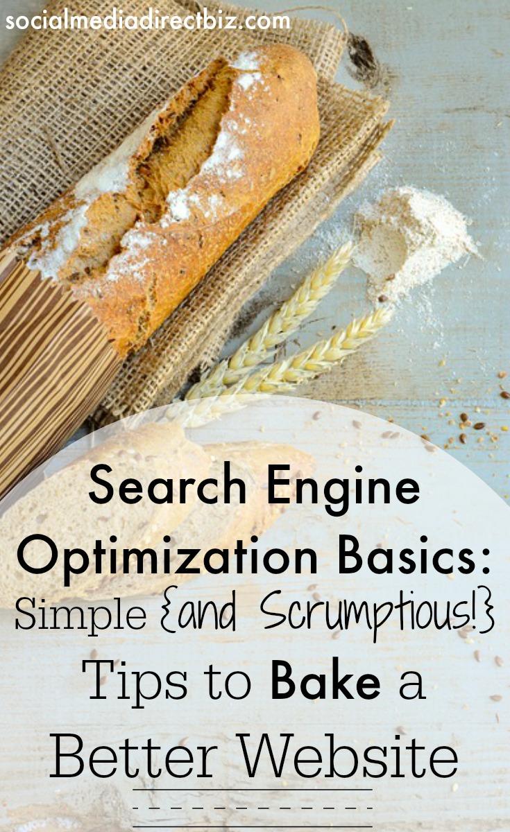 Tips to Bake a Better Website