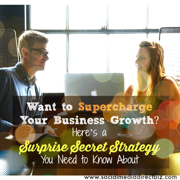 supercharge your business growth
