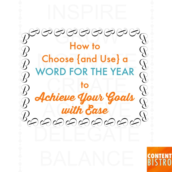 HOW TO CHOOSE (and use)....