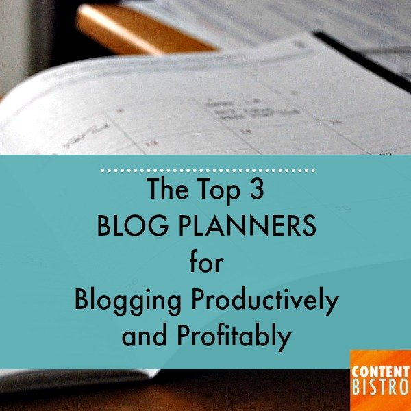 Blog Planners:  A Blogger-slash-Business Owner's Look at the Best Blogging Planner for Productivity and Profitability