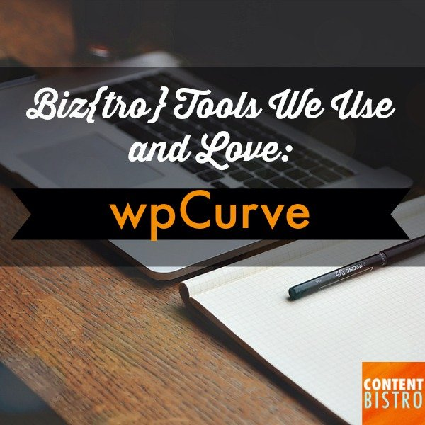 Biz{tro} Tools We Use and Love: wpCurve for All Our {and Your!} WordPress Woes