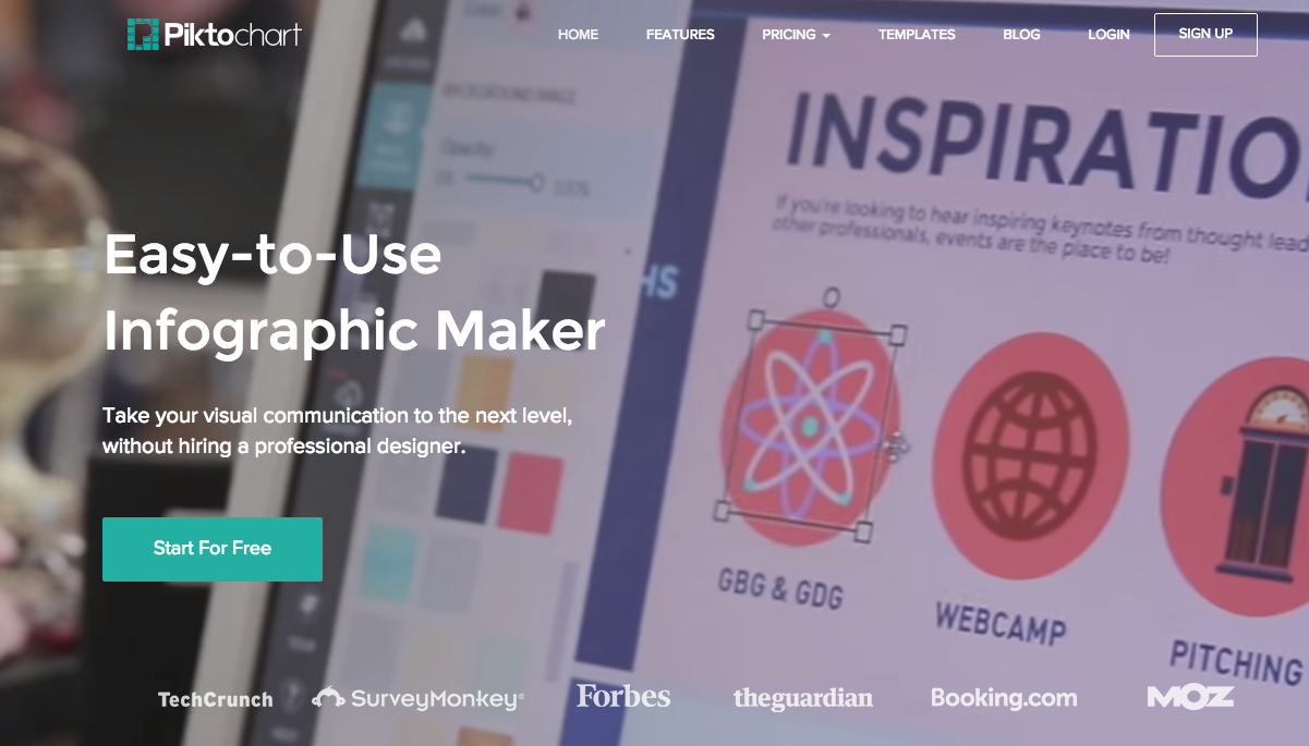 20 Best Free Infographic Tools For Creating Unforgettable