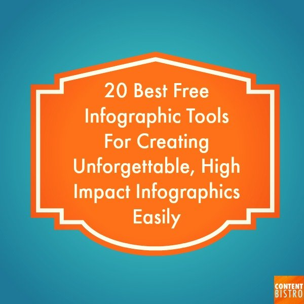 20 Best Free Infographic Tools For Creating Unforgettable, High Impact Infographics Easily