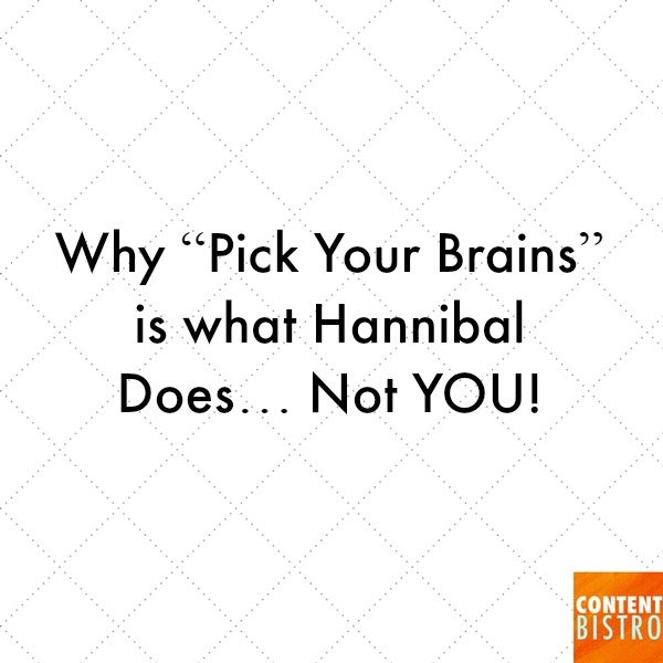 Borrow Our Brains… But Do Bring Them Back ;)