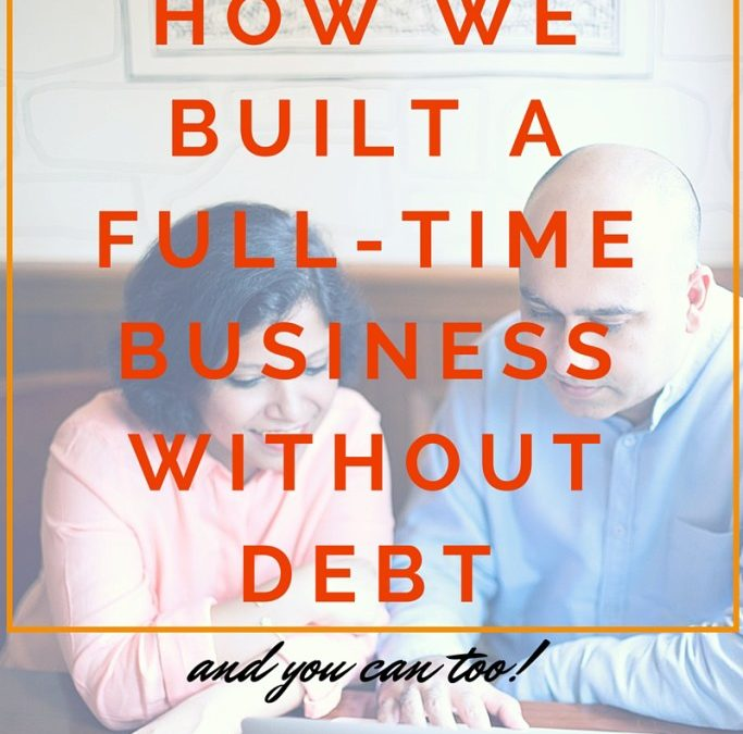 On Debt, Disadvantages and Doing Your Thing