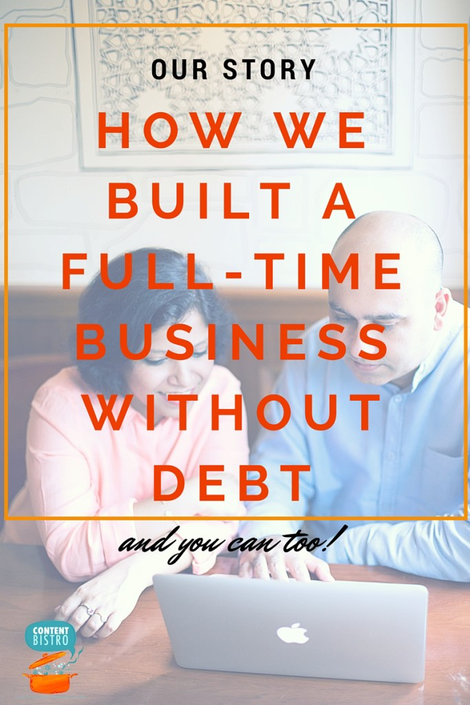 On Debt Disadvantages and Doing Your Own Thing