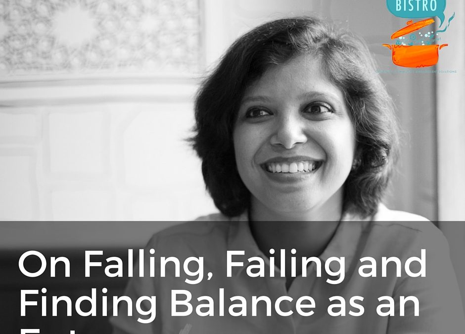 On Falling, Failing and Finding Balance {Plus a 40 Before 40 List}