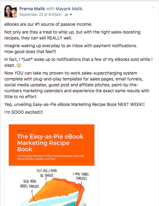20+ eBook Promotion Ideas Using Social Media {Free Printable