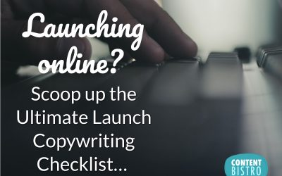 The Ultimate {FREE} Launch Copywriting Checklist for Seriously Stress-free and Supremely Profitable Launches