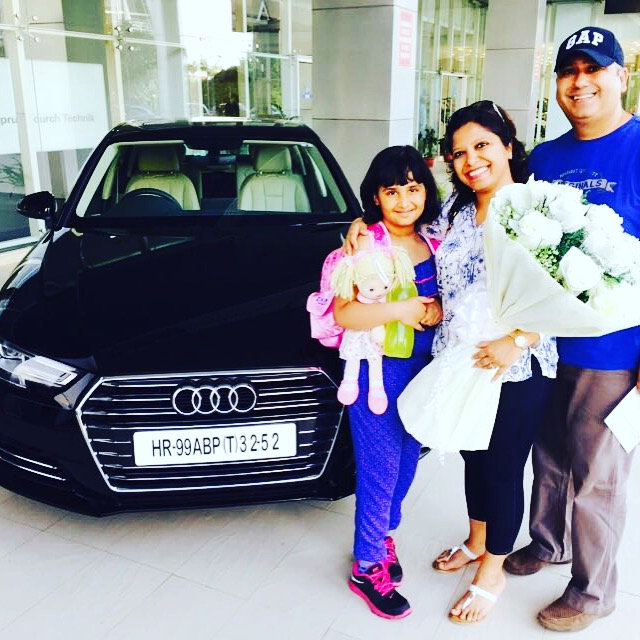 Our New Car Audi A4